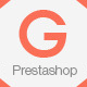 Gfashion Responsive Prestashop Theme - ThemeForest Item for Sale
