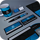 Creative Blue Corporate Identity - GraphicRiver Item for Sale