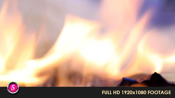 Fire Burns Inflames 22