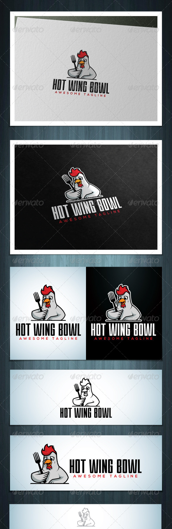 Hot Wing Bowl