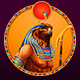 Amon Ra Illustration, Icon - GraphicRiver Item for Sale