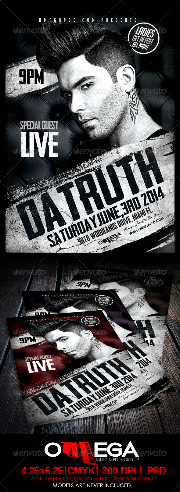 GraphicRiver DaTruth 7759116
