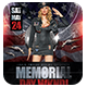Memorial Day Wknd | Flyer Template - GraphicRiver Item for Sale