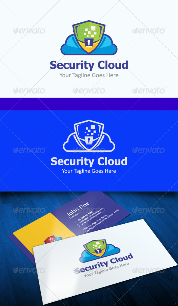 GraphicRiver Security Cloud 7723521
