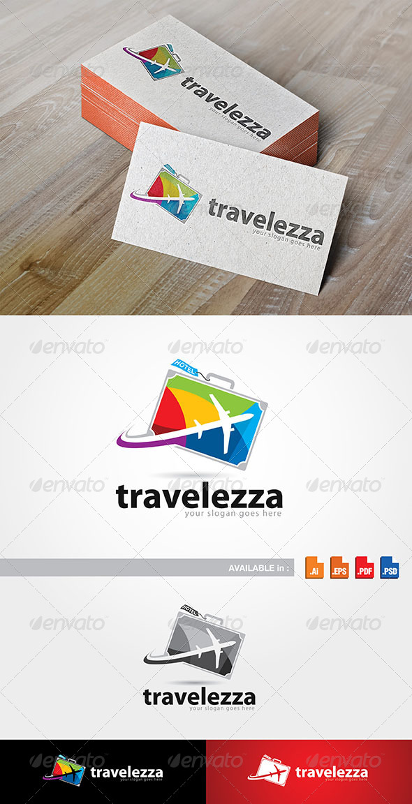 GraphicRiver Travelezza Logo 7759847