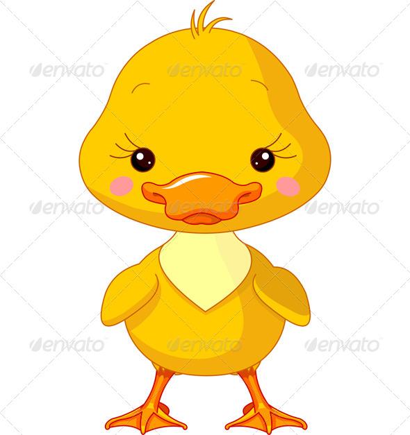 GraphicRiver Farm Animals Duck 7759857