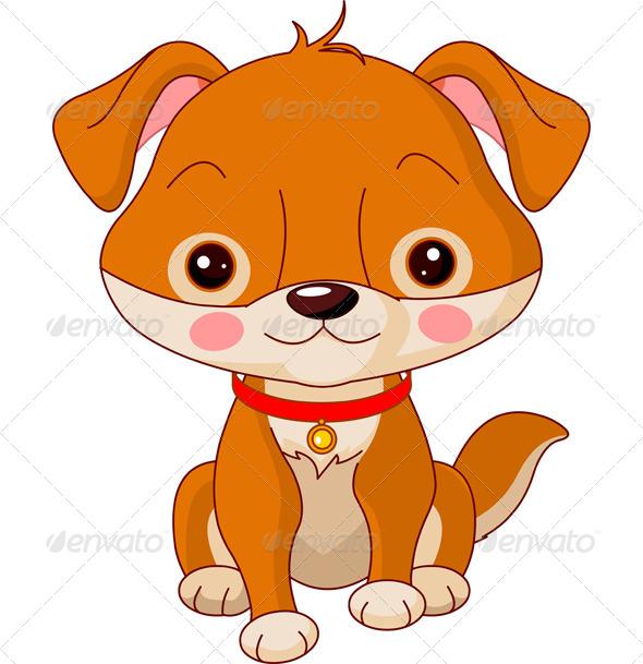 GraphicRiver Farm Animals Dog 7760047