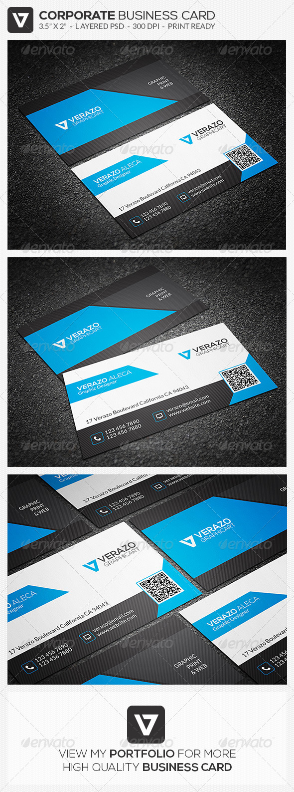 GraphicRiver Modern & Stylish Business Card 35 7762111