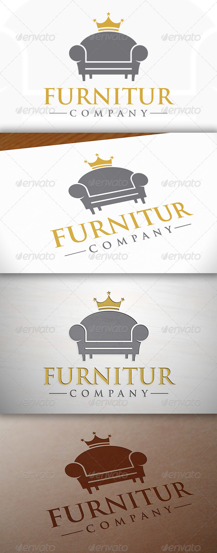 GraphicRiver Royal Furniture Logo 7762902