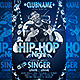 Hip Hop Night Flyer - GraphicRiver Item for Sale