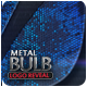 Metal Bulb Logo - VideoHive Item for Sale