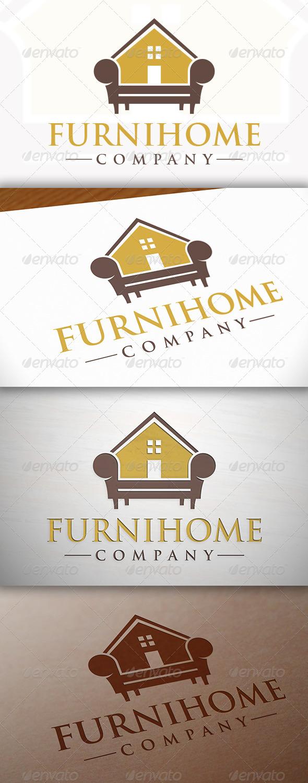 GraphicRiver Furniture Home Logo 7763136