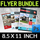 Real Estate Flyer Bundle Template Vol.1 - GraphicRiver Item for Sale