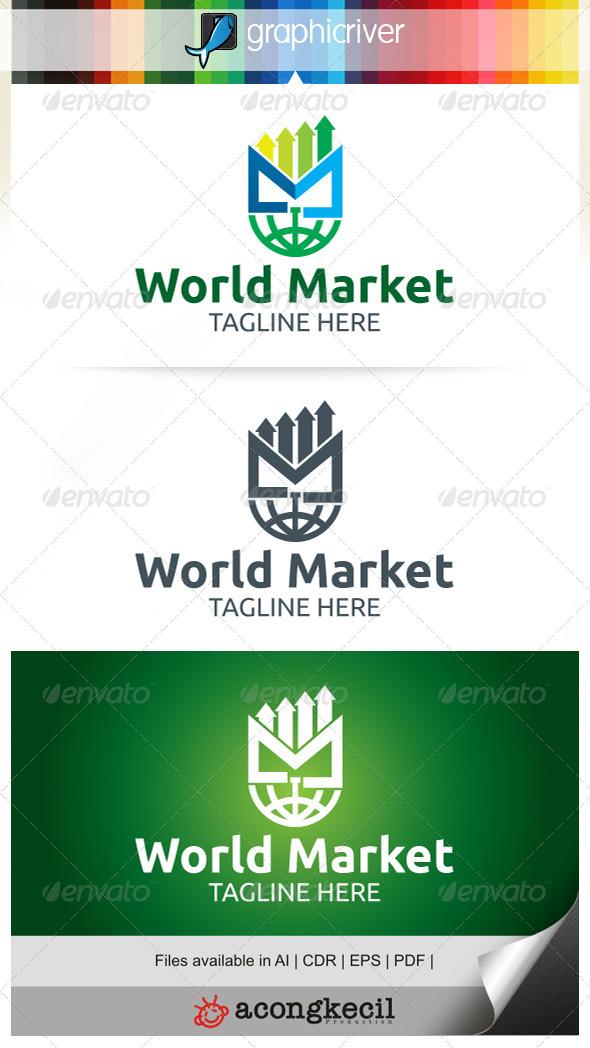 GraphicRiver World Market 7764545