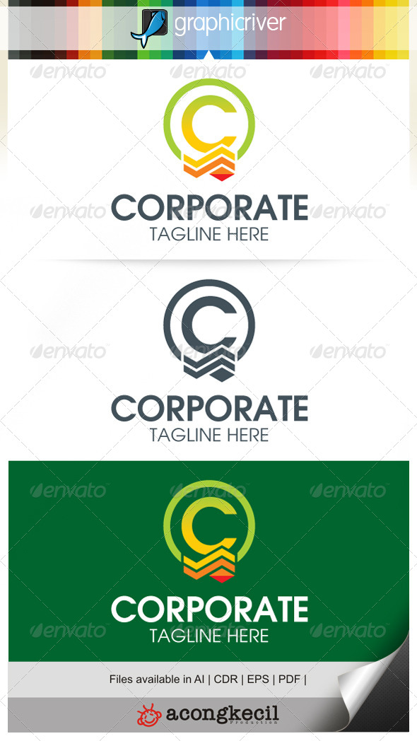GraphicRiver Corporate 7764568