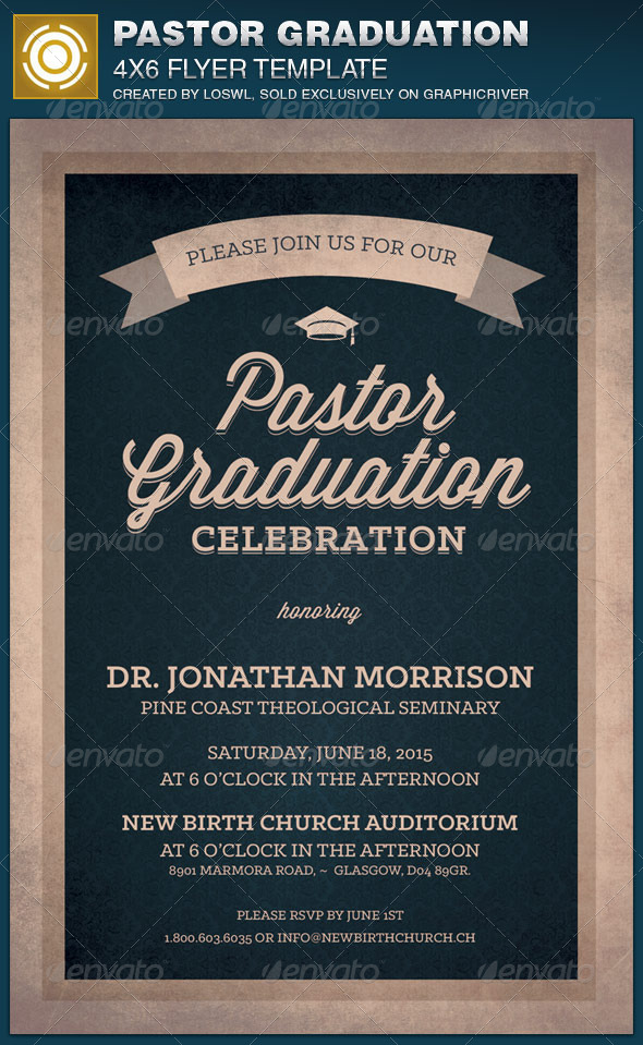Announcement Flyer Template Acurnamedia