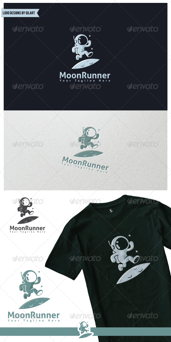GraphicRiver MoonRunner 7764807