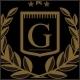 Golden Wreath Logo - GraphicRiver Item for Sale
