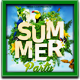New Summer Party Flyer - GraphicRiver Item for Sale