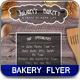 Bakery Flyer / Poster - GraphicRiver Item for Sale
