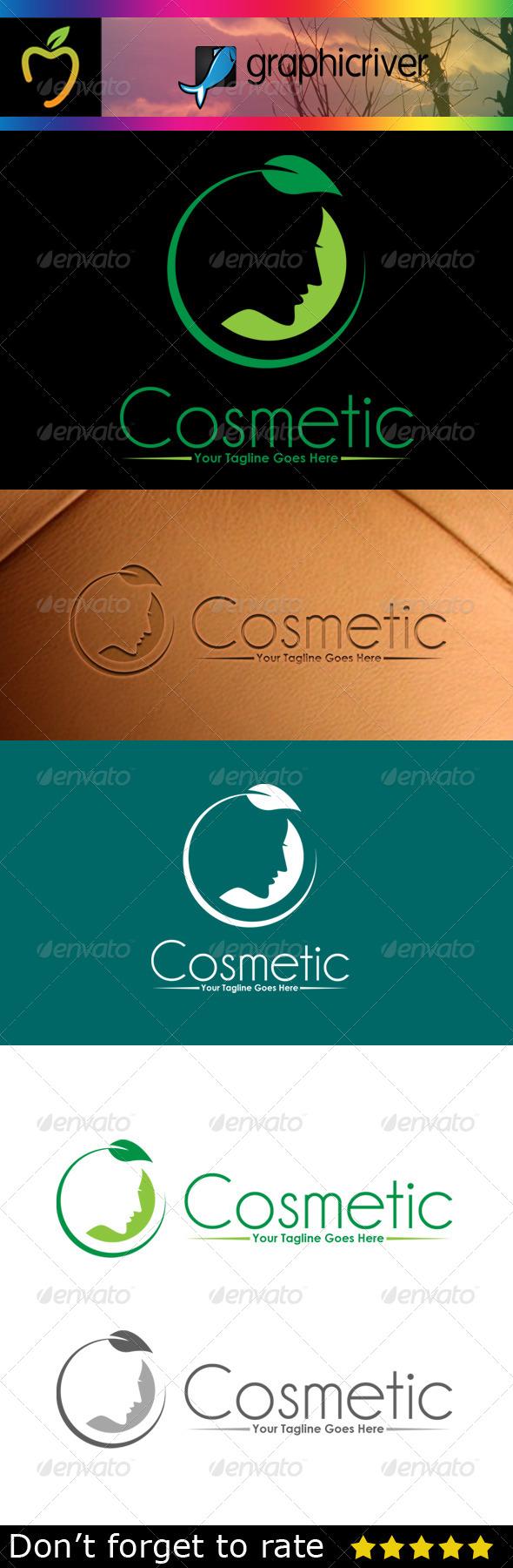GraphicRiver Cosmetic Logo 7766534