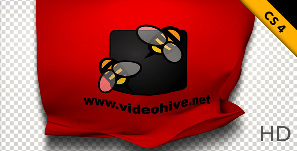 After Effects Project - VideoHive Cloth Logo Reveal 794272