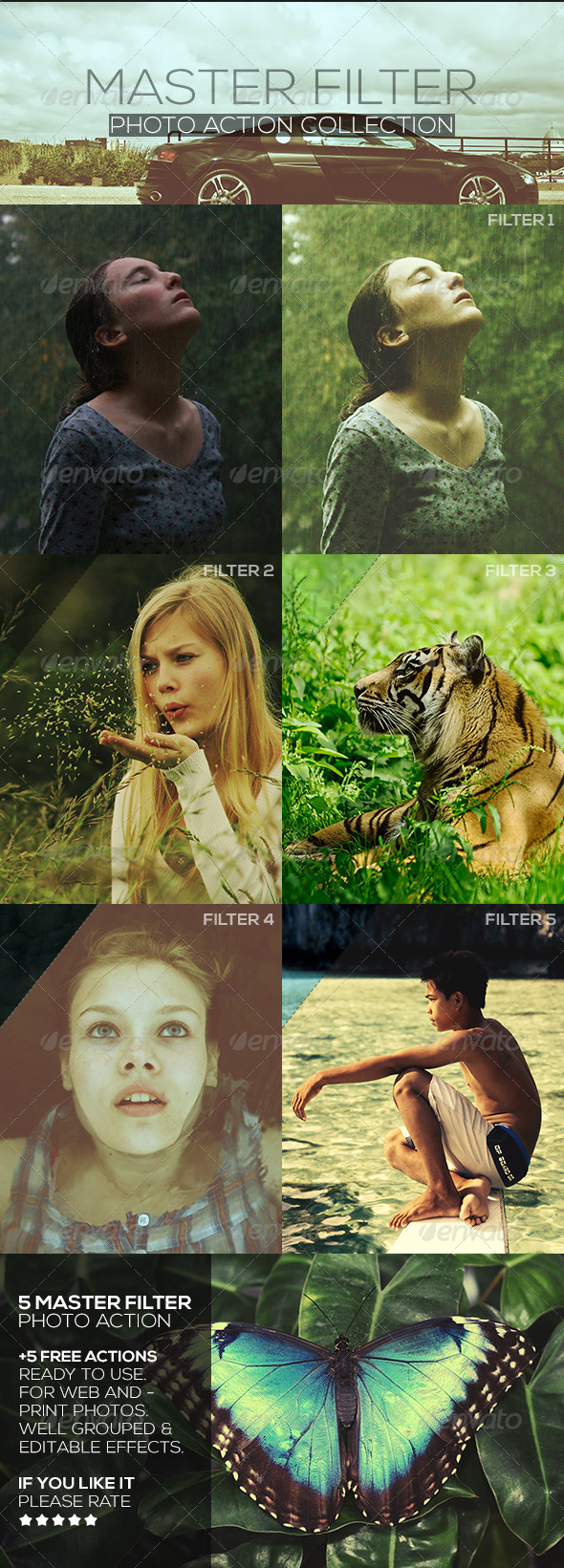 GraphicRiver Master Filter Photo Action 7767492