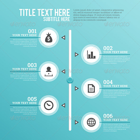 GraphicRiver Vertical Slider Infographic 7767660