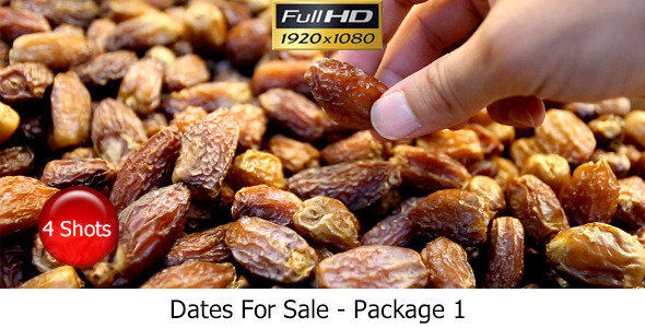 Dates For Sale Package 1
