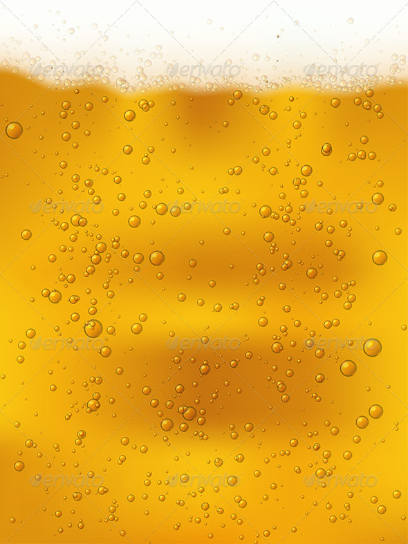 GraphicRiver Beer Background 7770219