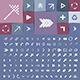 158 Arrows Set - GraphicRiver Item for Sale