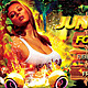 Jungle Run Flyer-Front & Back - GraphicRiver Item for Sale