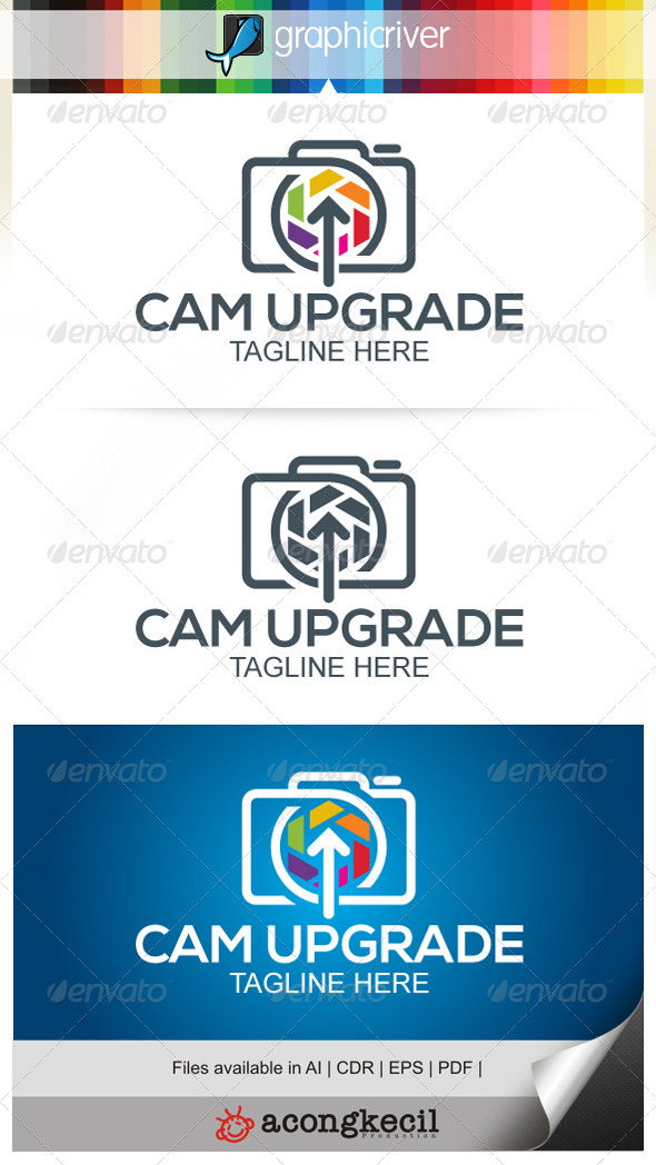 GraphicRiver Camera Upgrade 7772133