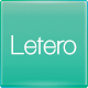 Letero - Responsive Email Template - ThemeForest Item for Sale