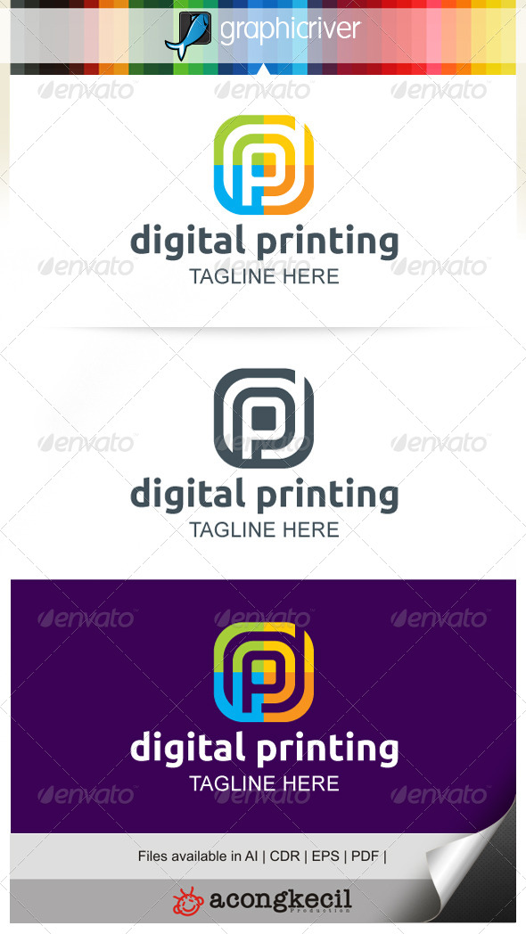 GraphicRiver Digital Printing 7772292