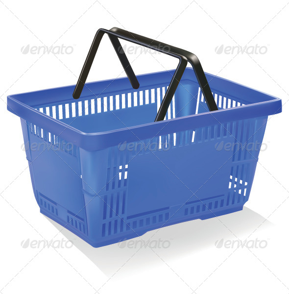 GraphicRiver Shopping Basket 7772810