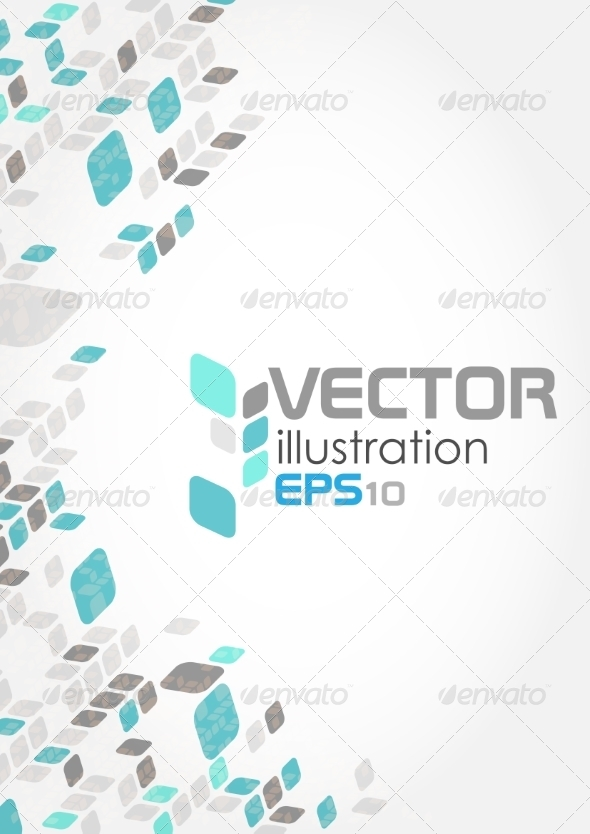 GraphicRiver Simple Geometric Pattern 7772882