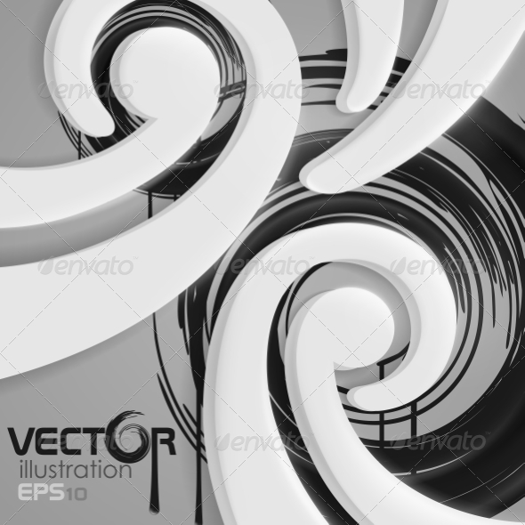 GraphicRiver Abstract Modern Background 7772884
