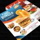 Multi Purpose Food Flyer - Vol5 - GraphicRiver Item for Sale