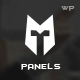 Panels: One-Page Responsive WP Theme