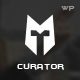 The Curator: Premier WP Timeline Theme for Artists - ThemeForest Item for Sale