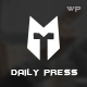 The Daily Press: Super Simple WP Publication Theme - ThemeForest Item for Sale