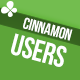 Cinnamon Users - CodeCanyon Item for Sale