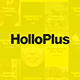Hollo Plus - Onepage PSD Template