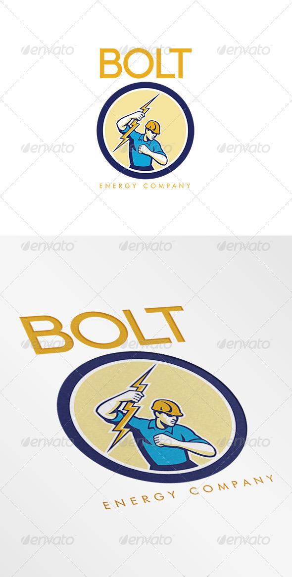 GraphicRiver Bolt Energy Company Logo 7775620