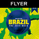 Soccer Brazil 14 Bash | Match Party - GraphicRiver Item for Sale