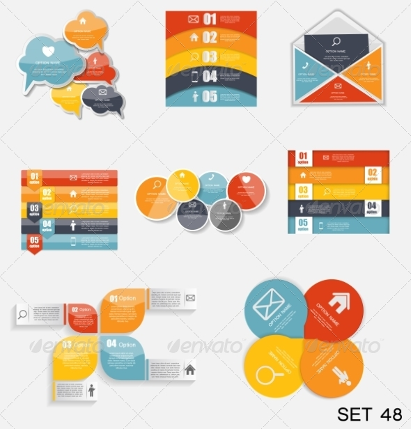 GraphicRiver Collection of Infographic Templates for Business V 7776004