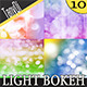 Light Bokeh with Stardust - GraphicRiver Item for Sale