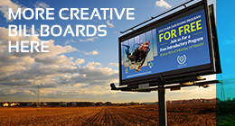 Diving Billboard Template Vol2