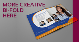 Bi-Fold Brochure Collection